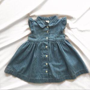 Denim Dress for Toddler🍃